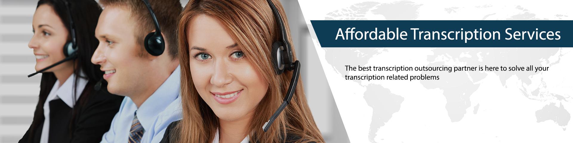 Cheap Transcription Services