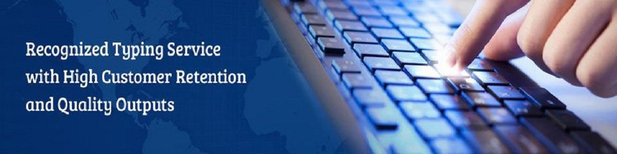 Legal Document Typing Services
