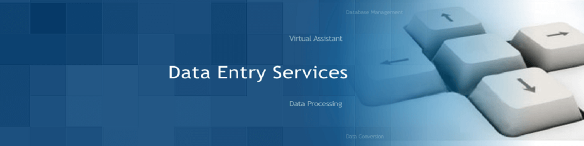 Manual Data Entry Services