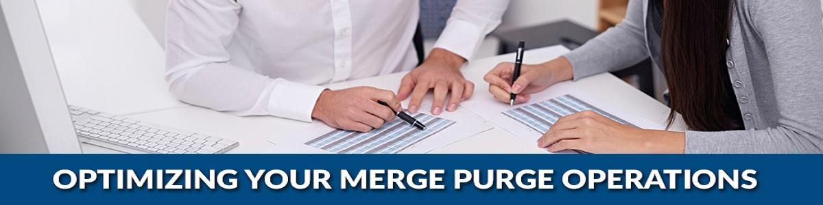 Merge Purge Services