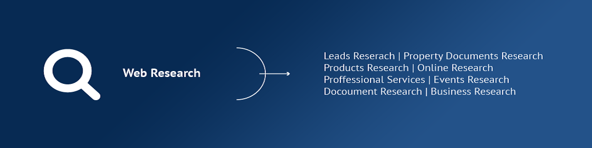 Product Research Services
