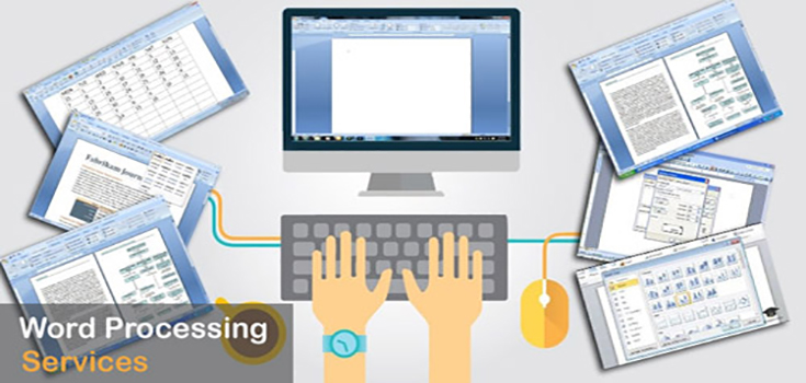 Everything you need to know about Word processing services